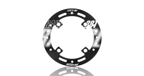 Guía de cadena Reverse Race SL 38T negro